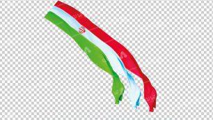 وکتور png پرچم ایران 11