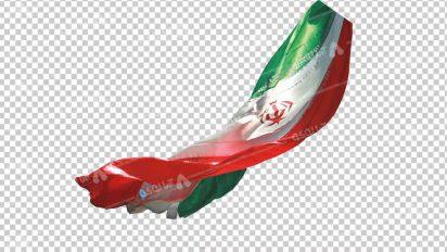 وکتور png پرچم ایران 15