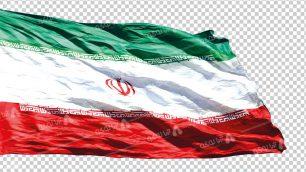 وکتور png پرچم ایران 4