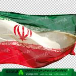 وکتور png پرچم ایران 6