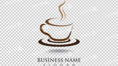 وکتور png کافه و قهوه 37