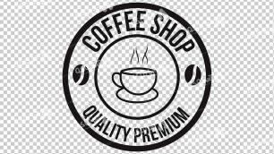 وکتور png کافه و قهوه 40