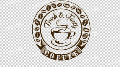 وکتور png کافه و قهوه 41