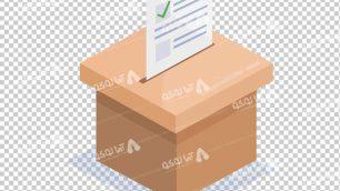 وکتور png انتخابات 11