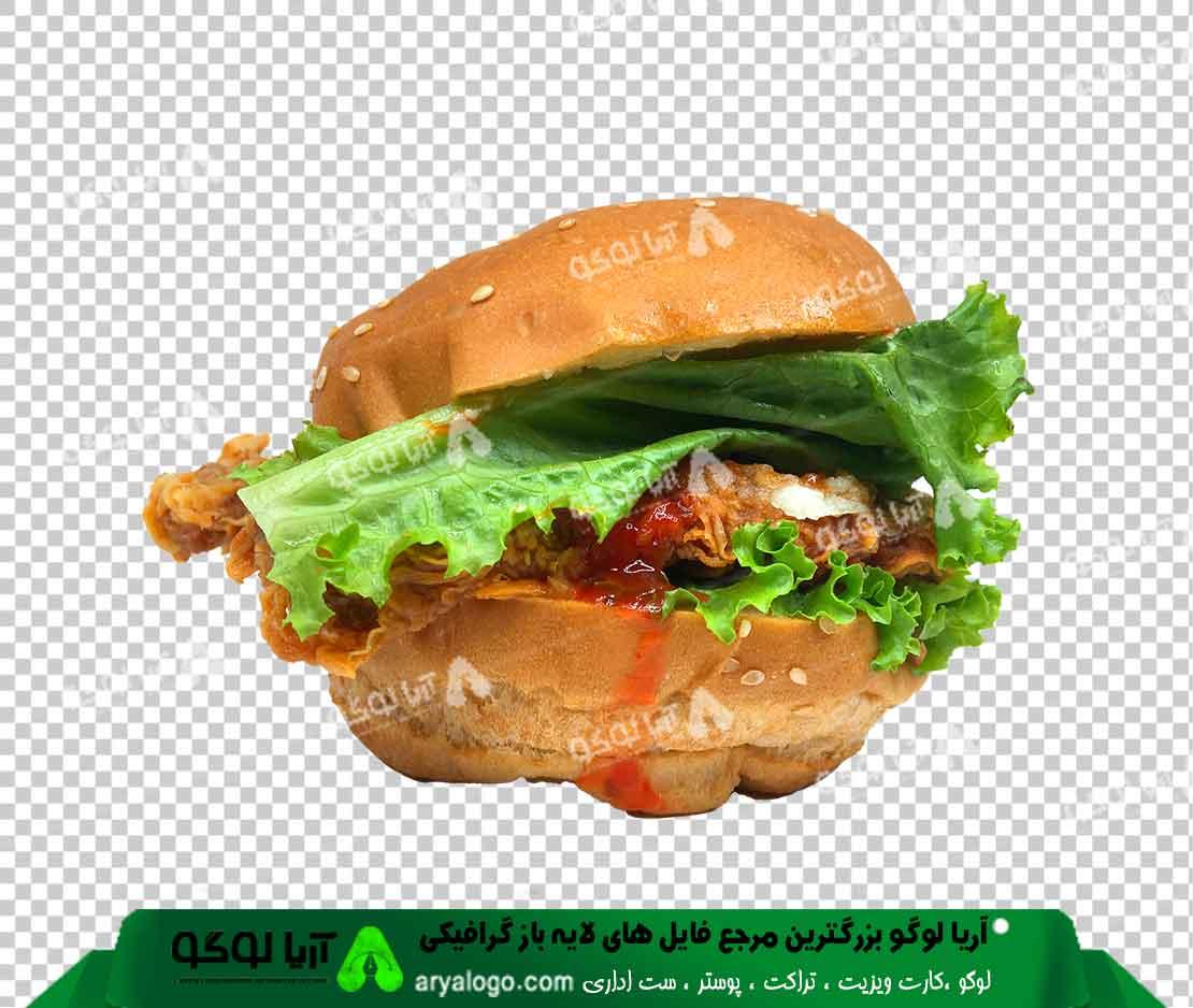 وکتور png ساندویچ 41