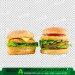 وکتور png ساندویچ 50