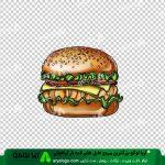 وکتور png ساندویچ 53