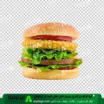 وکتور png ساندویچ 55