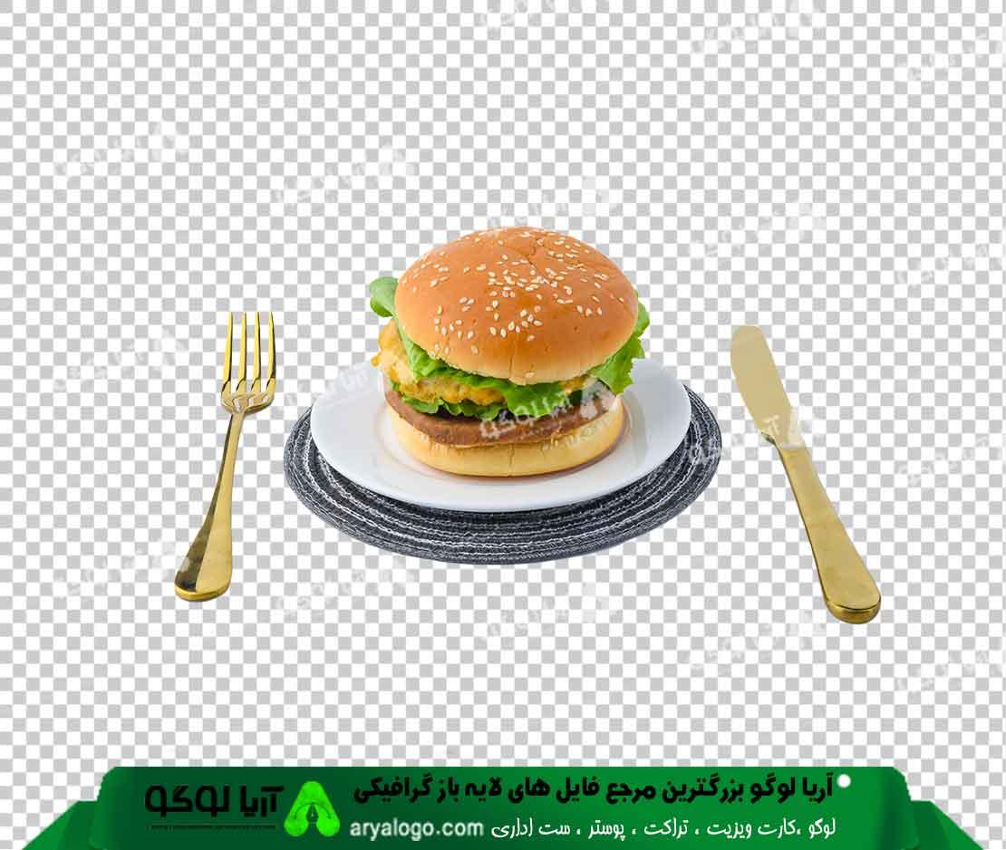 وکتور png ساندویچ 42