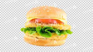 وکتور png ساندویچ 43