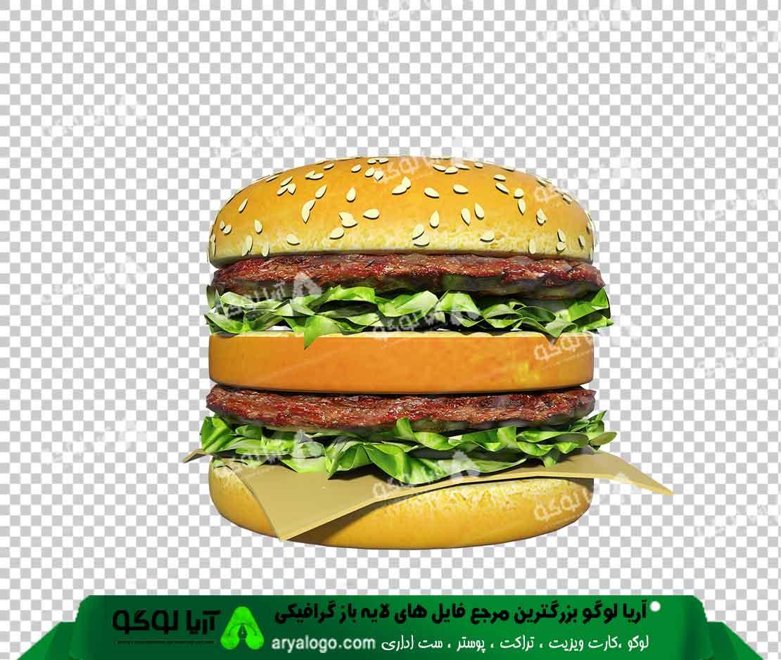 وکتور png ساندویچ 44
