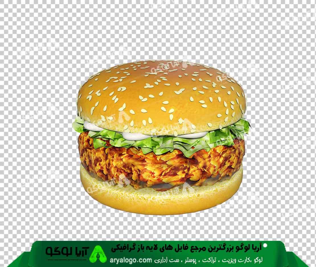 وکتور png ساندویچ 45