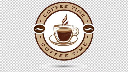وکتور png کافه و قهوه 4