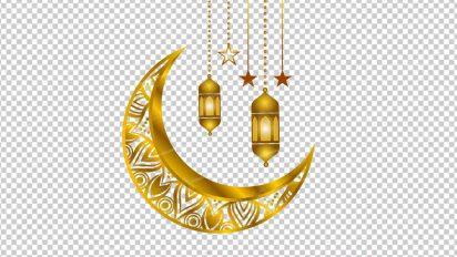وکتور png ماه رمضان 47