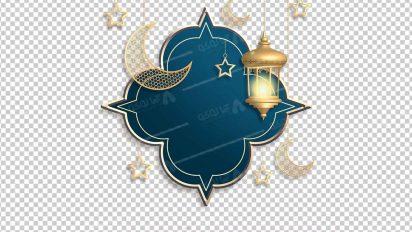 وکتور png ماه رمضان 52