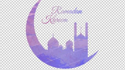 وکتور png ماه رمضان 40