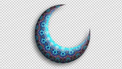 وکتور png ماه رمضان 42