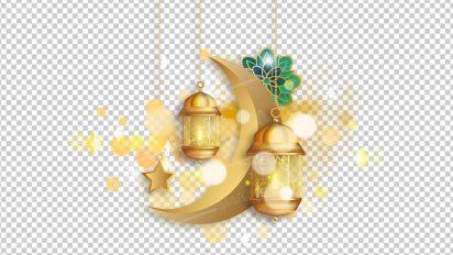 وکتور png ماه رمضان 43