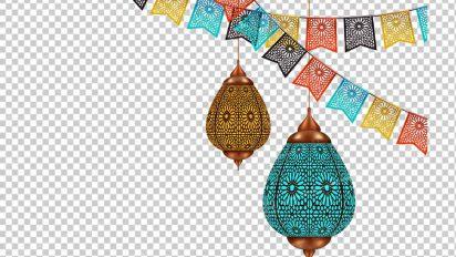 وکتور png ماه رمضان 59