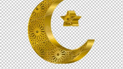 وکتور png ماه رمضان 62
