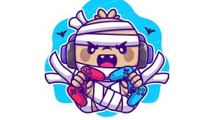 لوگو گیمینگ logo gaming طرح 2