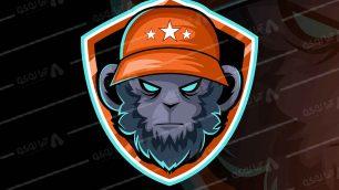 لوگو گیمینگ logo gaming طرح 4
