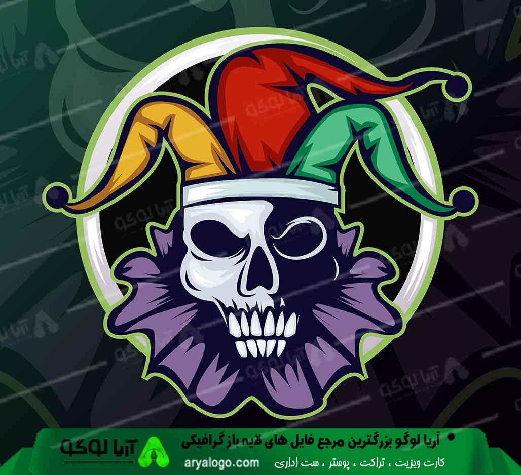لوگو گیمینگ logo gaming طرح 5